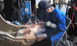 建設機械修理
